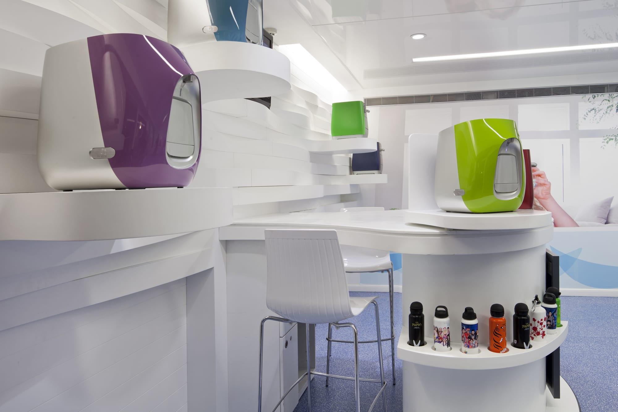 עיצוב משרדים מודרניים - חברת תמי 4