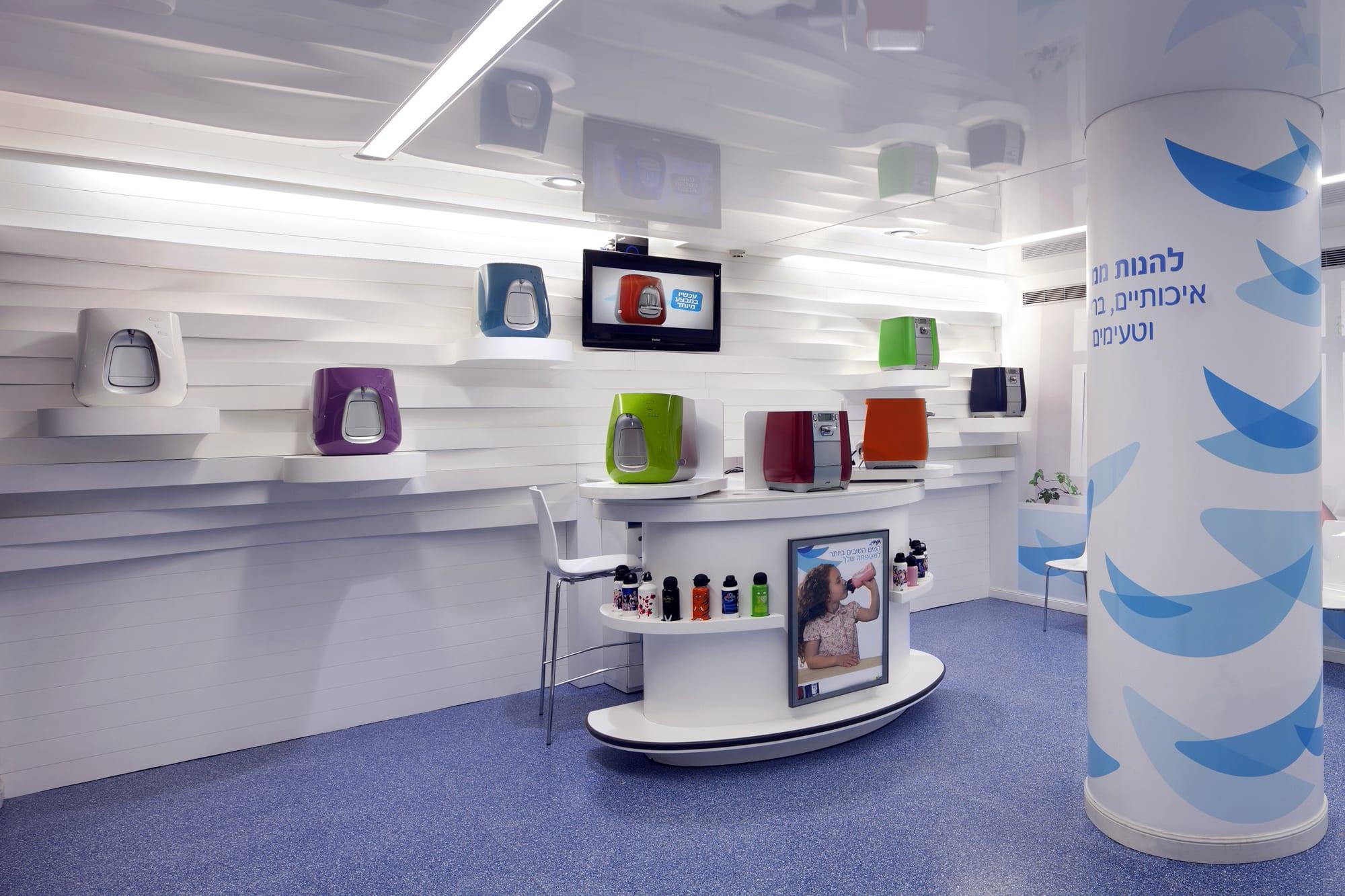 עיצוב משרד מודרני - תמי 4