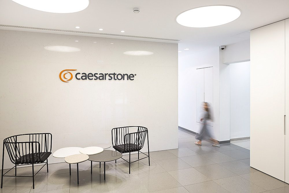 עיצוב משרדי הנהלה אבן קיסר