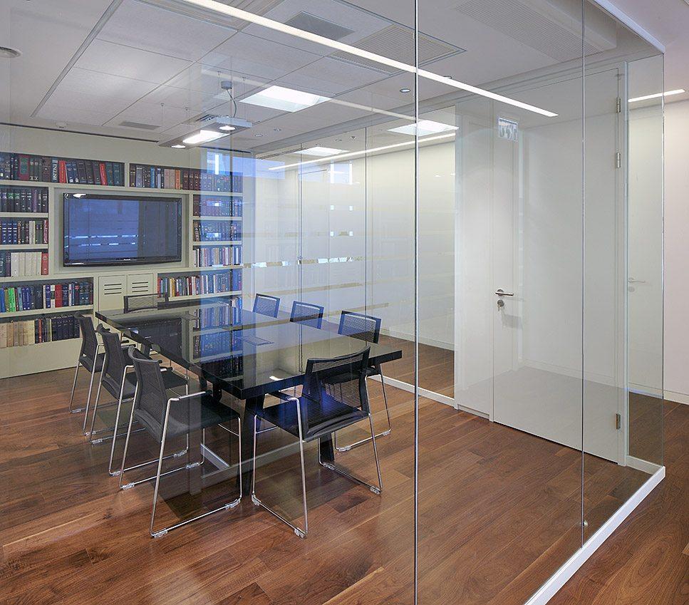 עיצוב משרדי אלרואי-מנור-אנגלרד