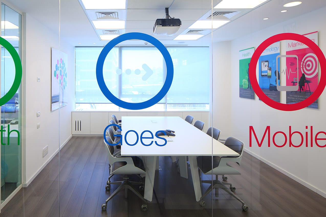 עיצוב משרדים - חגי נגר