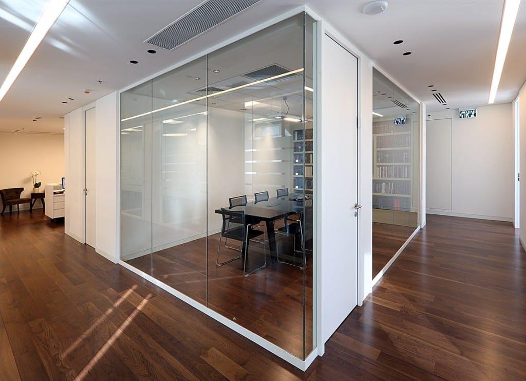 תכנון ועיצוב סביבות עבודה
