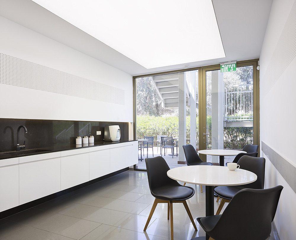 פרויקט אבן קיסר - עיצוב משרדים חגי נגר
