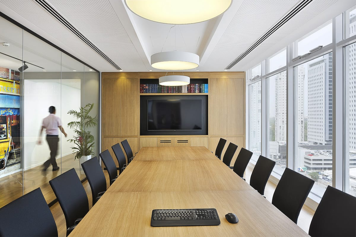 Law firm Meeting Room