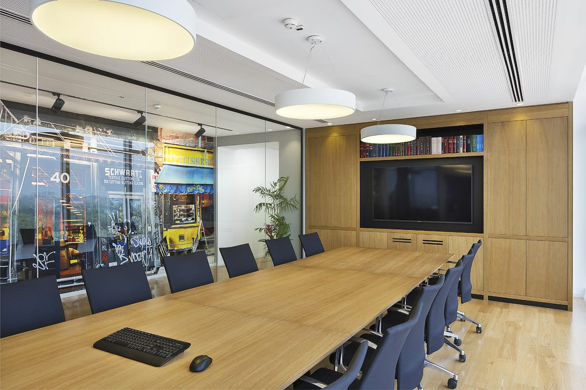 Law Firm Meeting Room - Project