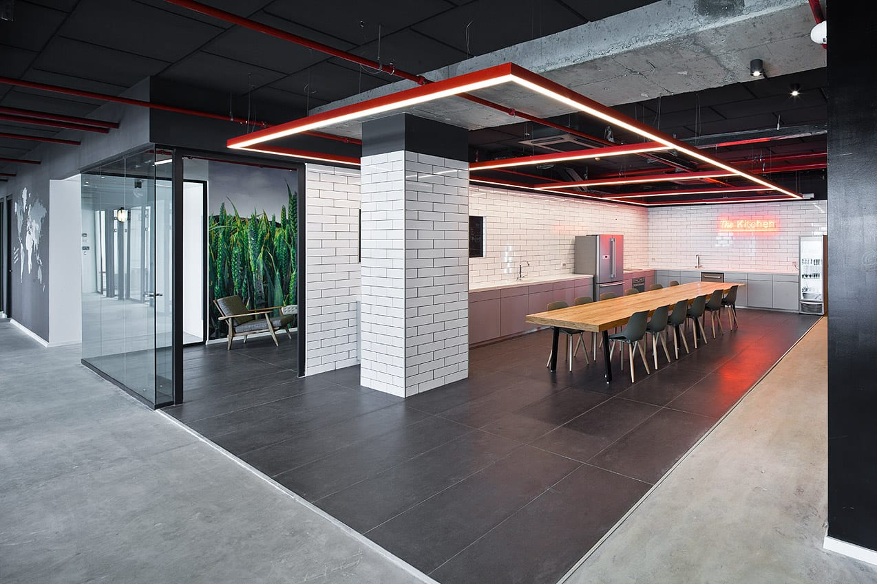 Hitech Offices Design - Hagai Nagar