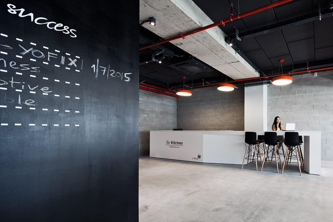 פרויקט עיצוב משרדי הייטק