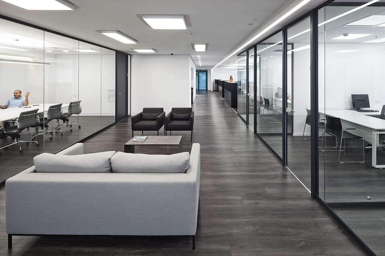 Madei Taas | Company Office Design