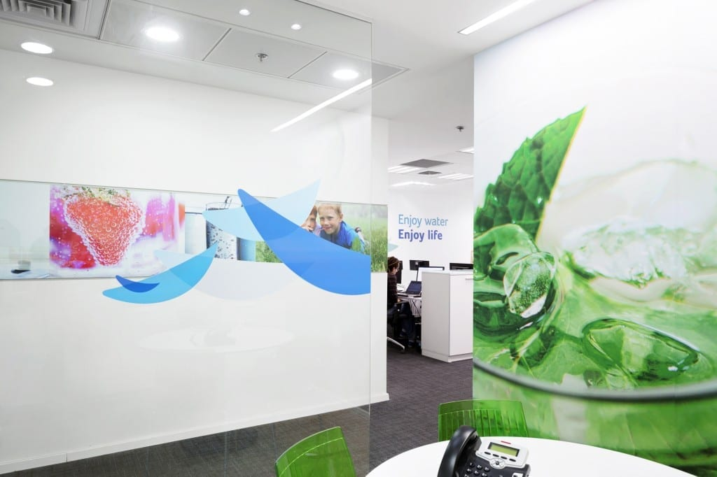 Strauss Water - Offices Design