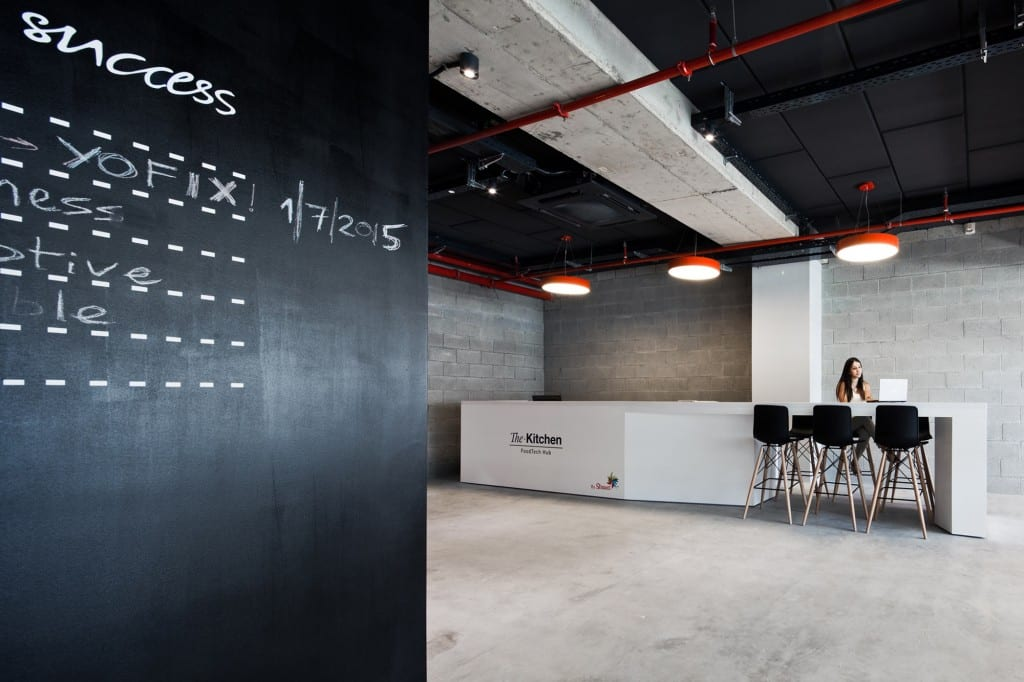 FoodTech Hub | Technology Incubator - Offices Design