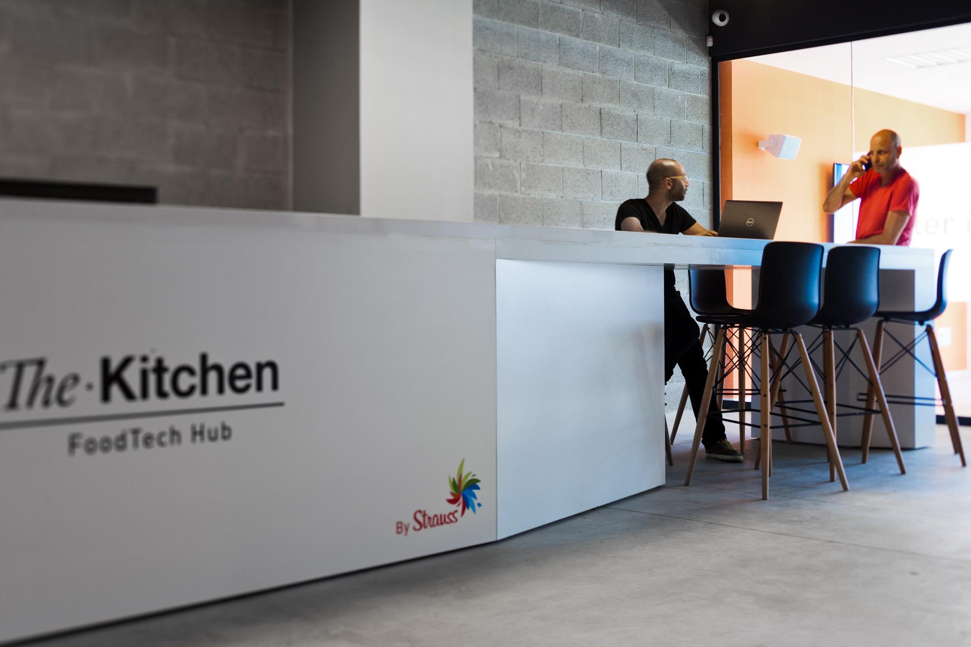 Office Design - FoodTech Hub