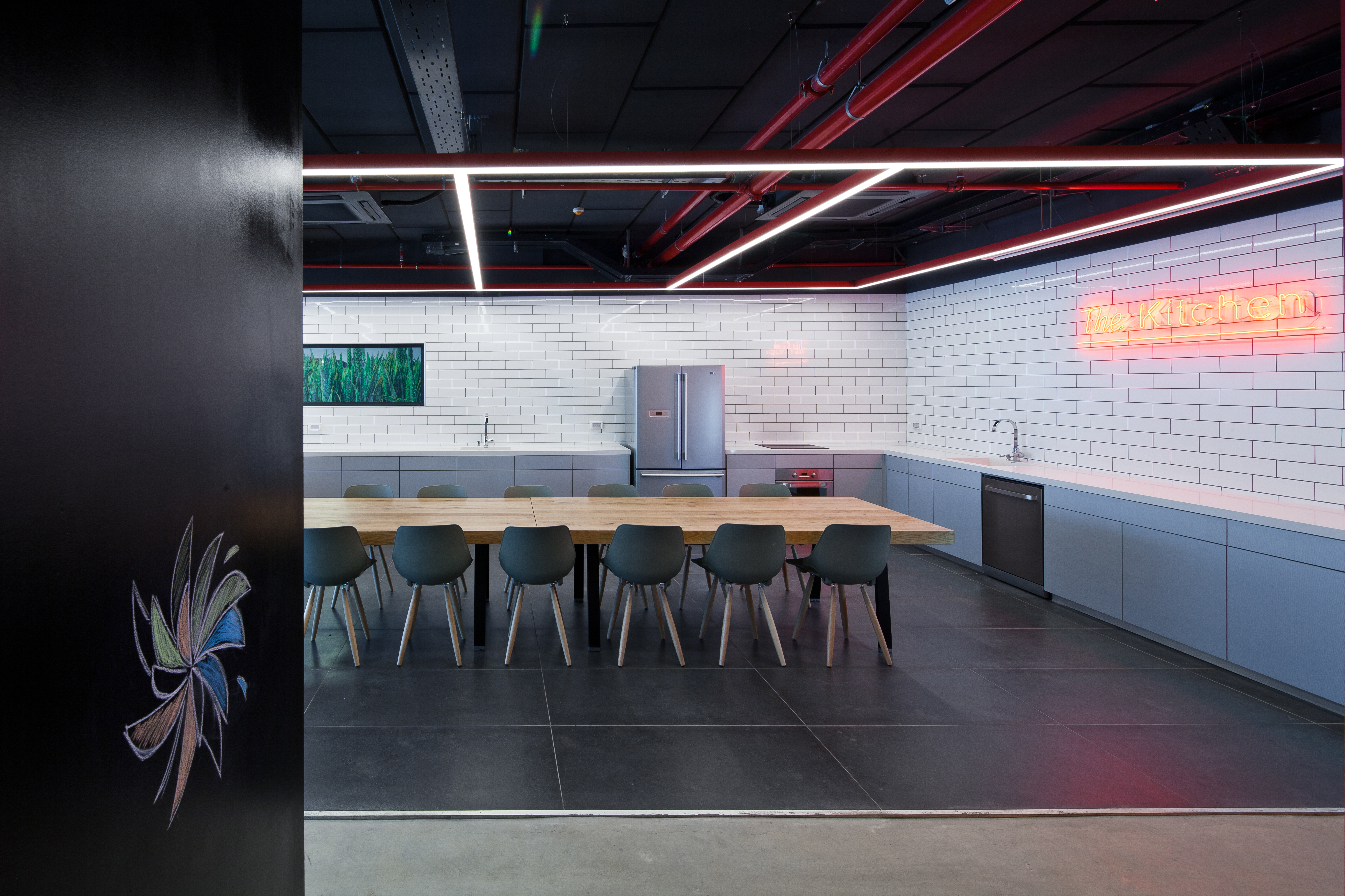 Foodtech Hub - Offices Design