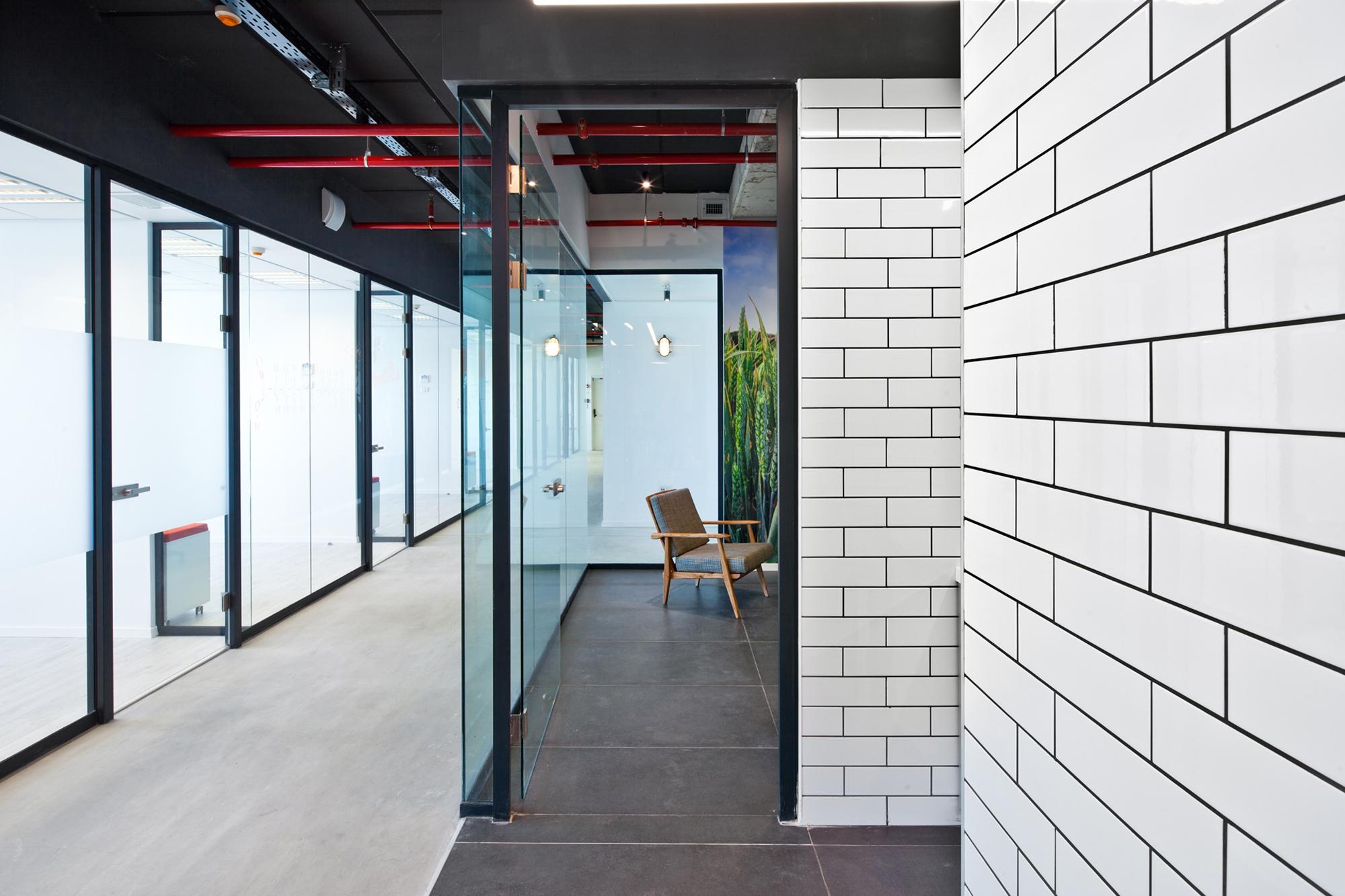 Foodtech Hub - Modern Office Design
