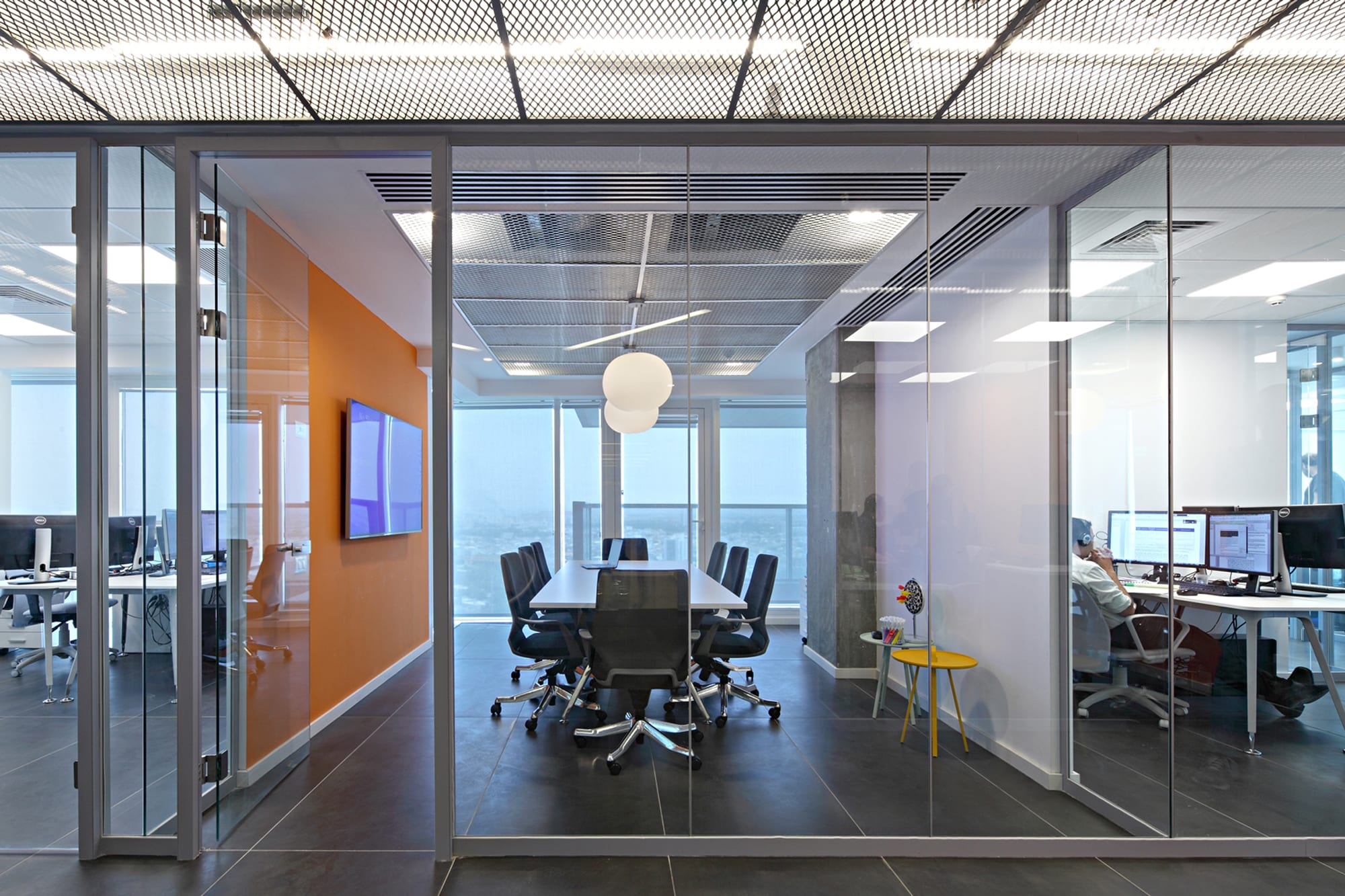 עיצוב משרדי הייטק - חגי נגר אדריכל