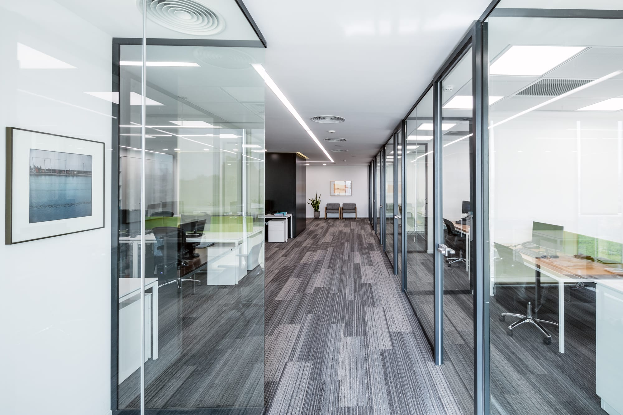Schindler Financial Consulting - Office Design