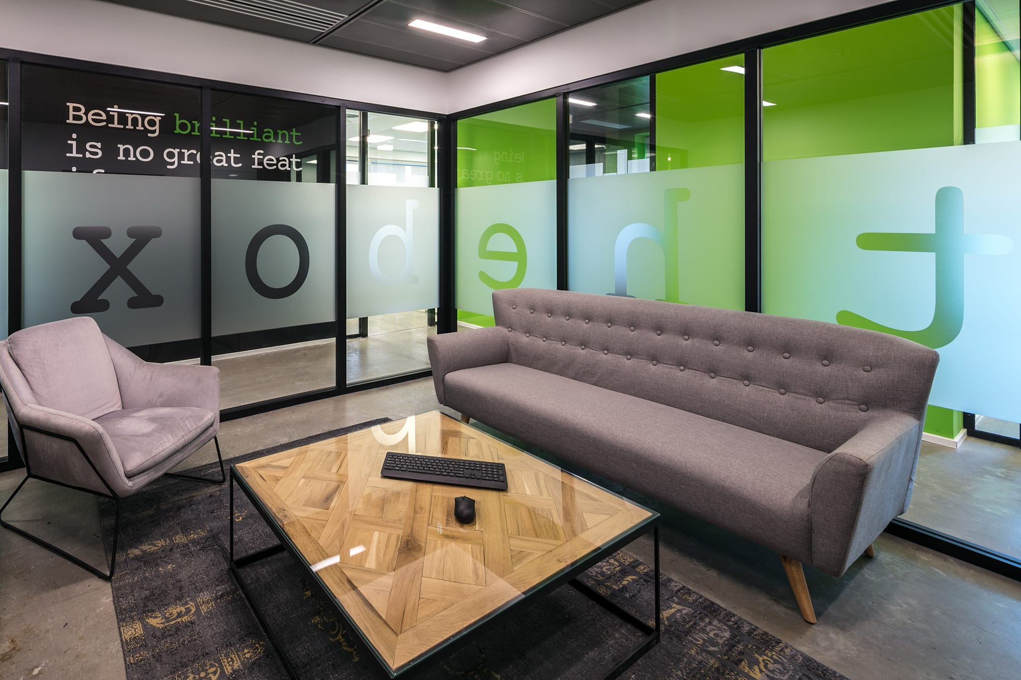 Respect | Company Office