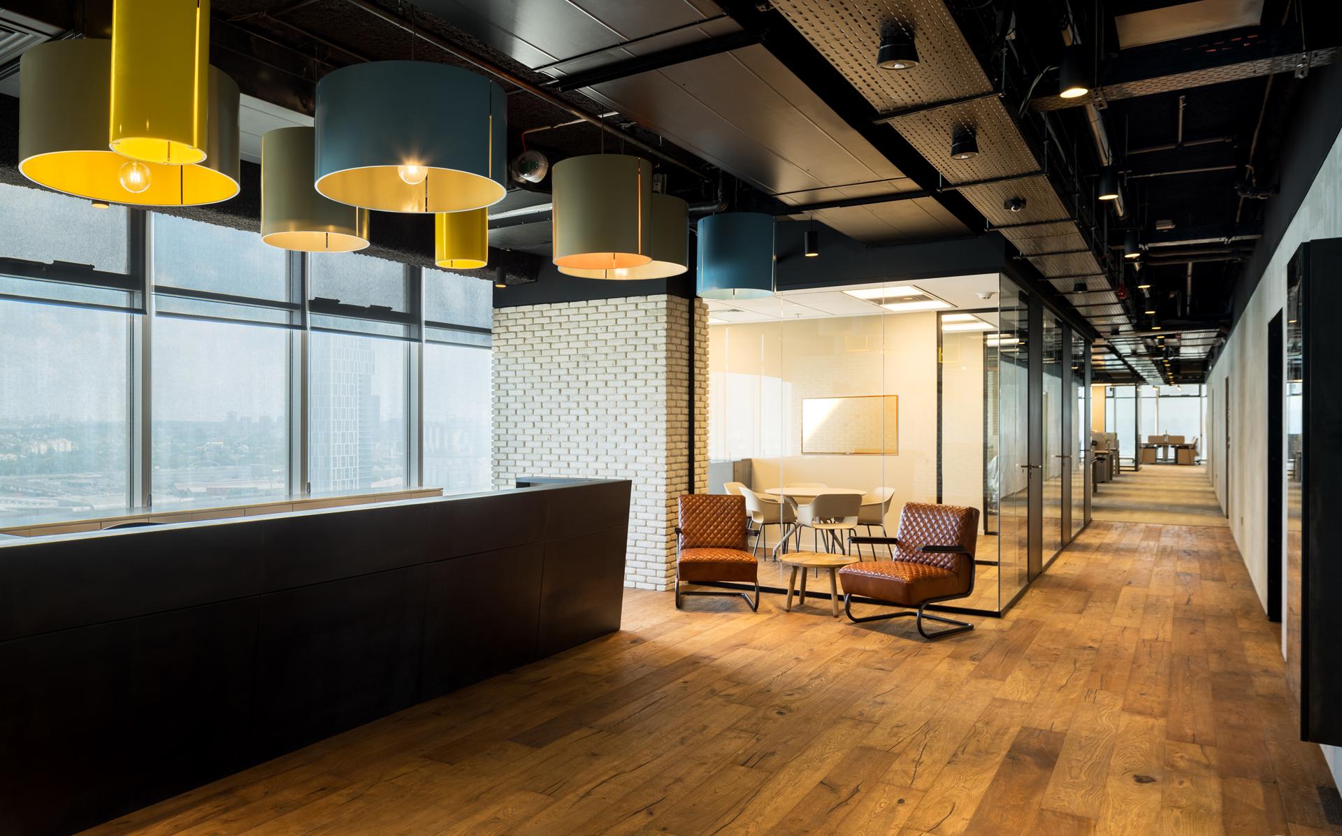 עיצוב ותכנון משרדים