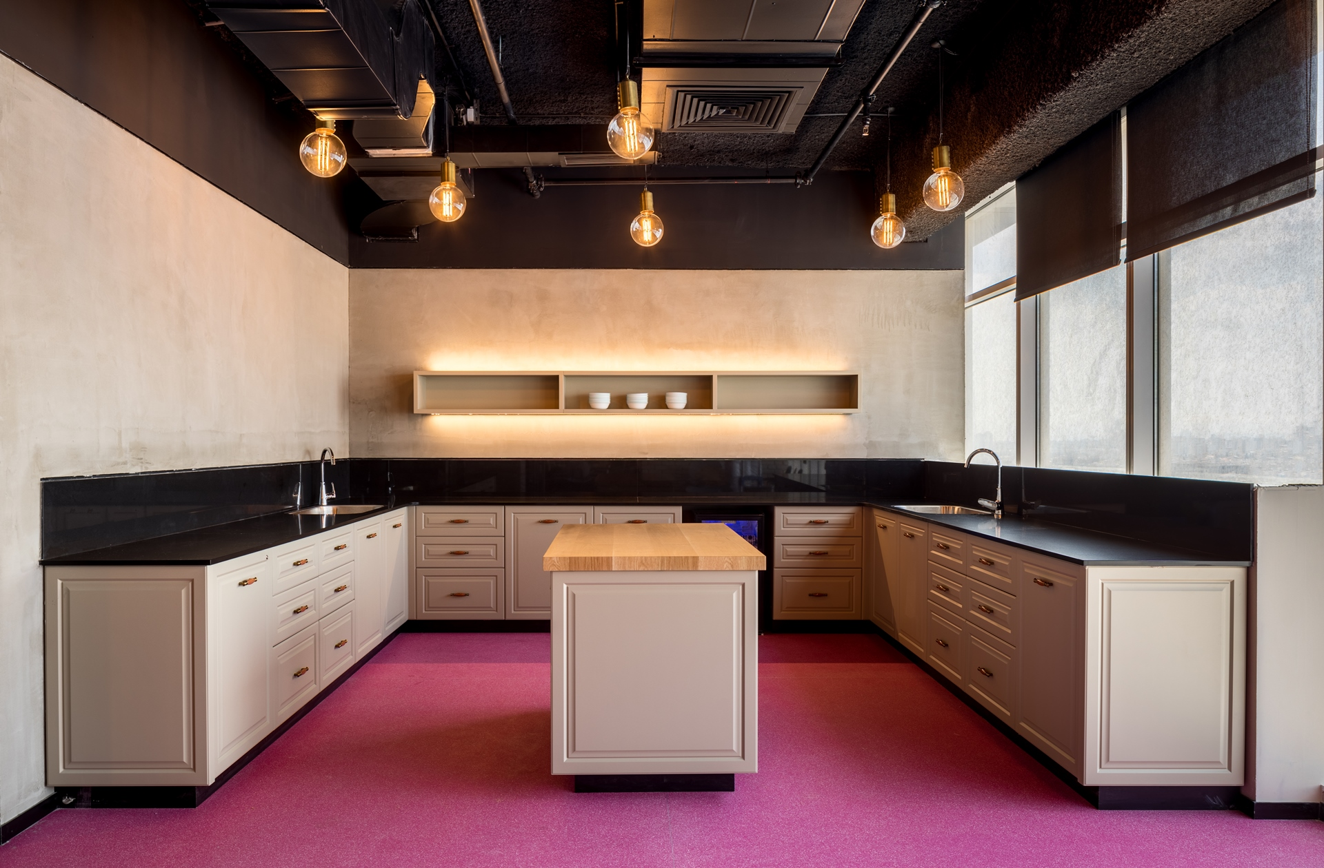 תכנון משרד ועיצוב