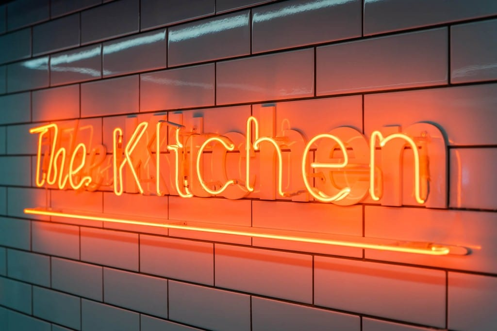 the kitchen - חגי נגר