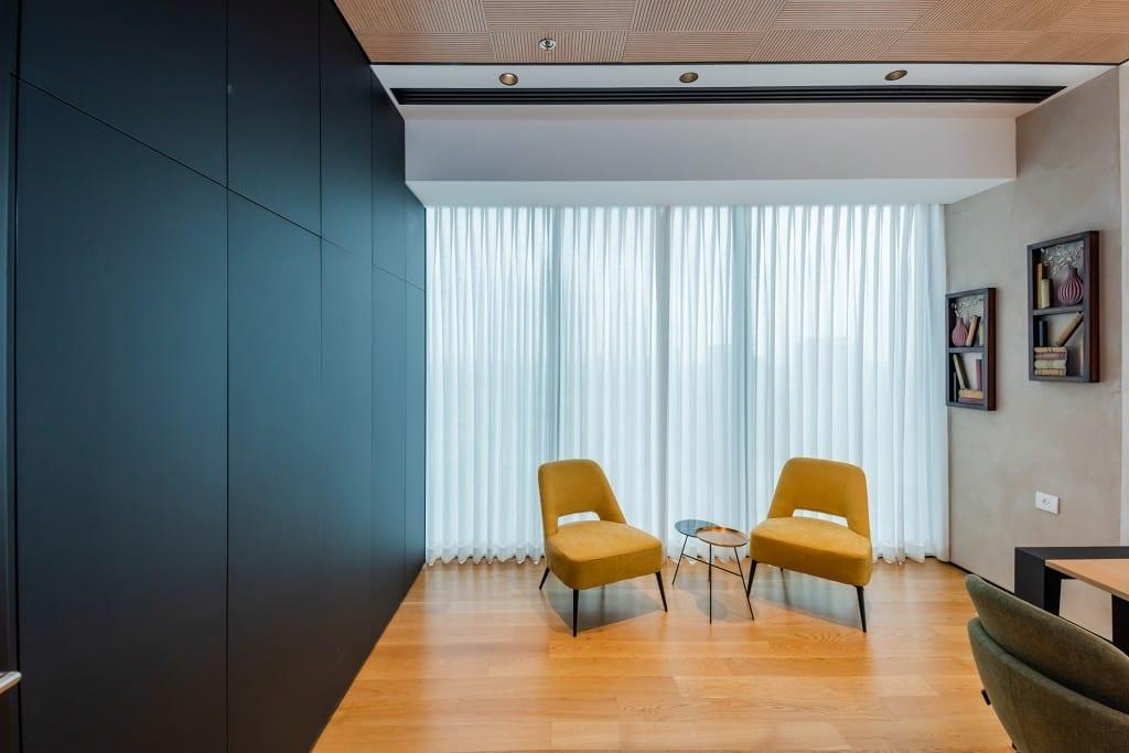 סבג עיצוב משרד עורכי דין - 3712
